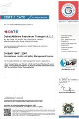 OHSAS 18001 2007-ptl