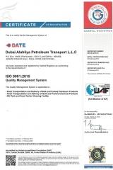 ISO 9001 2015 QMS-ptl